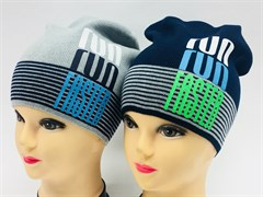 AJS шапка 36-130 один.вязк. (р.52-54)
