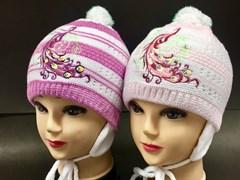 AGBO шапка одинарн.вязка (р.50-52)