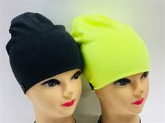 Margot Bis шапка 8819 двойной трикотаж (р.52-54)