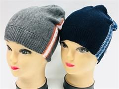 Abya модель 137 шапка одинарн.вязка (р.54-58)