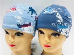 TuTu модель 3-001645 шапка двойн.трикотаж (р.50-54)