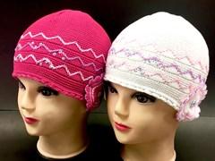 GRANS шапка KB 13 одинарн.вязка (р.44-46)