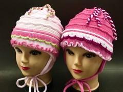 GRANS шапка одинарная вязка (р.44-46)