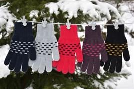 margot перчатки MAKALA одинарная вязка (размер 16)