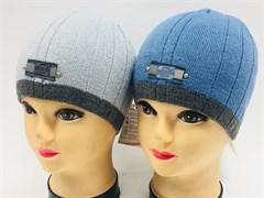 amal шапка одинарная вязка (quare)(р.50-52)
