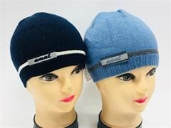 amal шапка одинарная вязка (отражатель)(р.50-52)