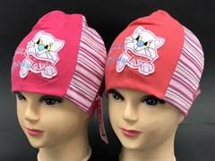 MP шапка двойн.трикотаж (котенок)(р.50-52)