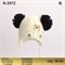 Magrof шапка KOD-3572 ISOSOFT подклад хлопок (р.38-44) - фото 25354