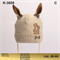 Magrof шапка KOD-3808 ISOSOFT подклад хлопок (р.40-46) - фото 25485
