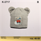 Magrof шапка KOD-3717 двойная вязка (р.46-52) - фото 25675