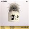 Magrof шапка KOD-3601 ISOSOFT подклад хлопок (р.48-54) белая - фото 25729