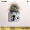 Magrof шапка KOD-3601 ISOSOFT подклад хлопок (р.48-54) - фото 25730
